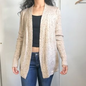 New York & Company Open Front Cardigan